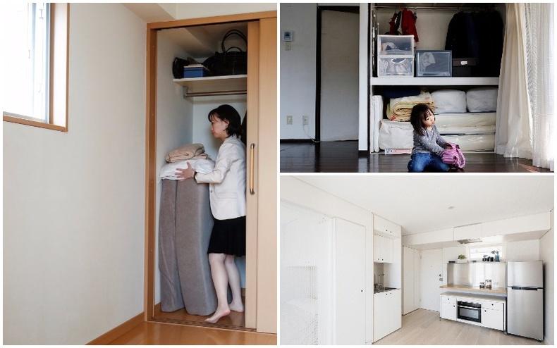 Япончууд гэрээ хэрхэн эмх цэгцтэй, цэвэрхэн байлгадаг вэ?