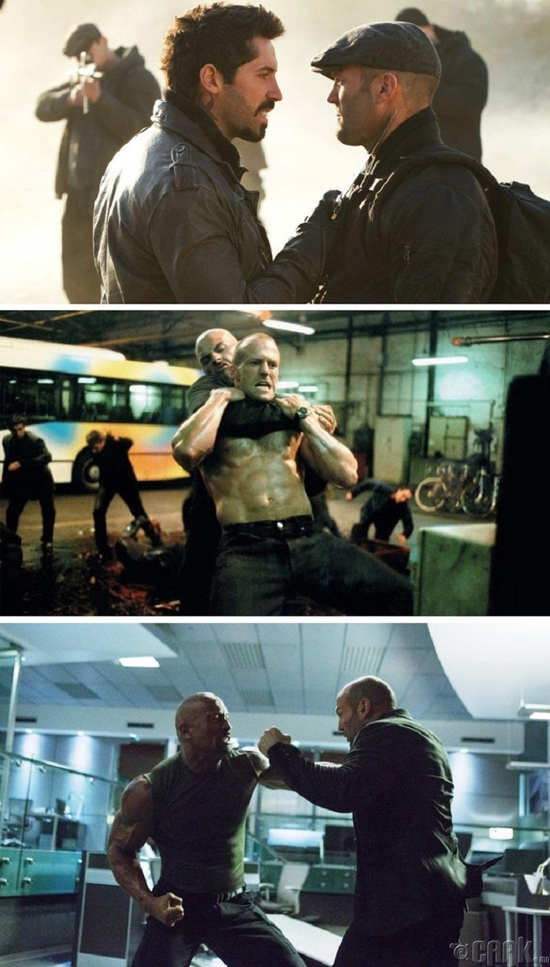 Жэйсон Стэйтам (Jason Statham)