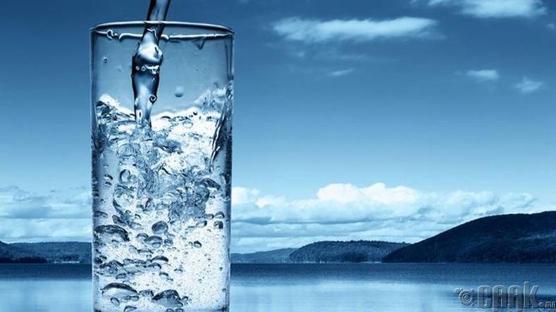 Хэр их ус уух хэрэгтэй вэ?