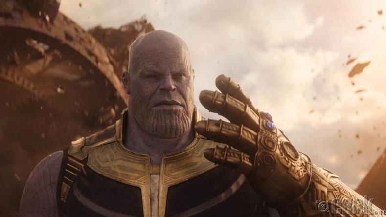 """""""Thanos"""" гэж хэн бэ?"""