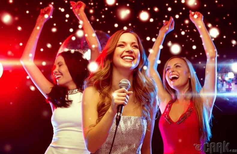 Олны өмнө дуулах