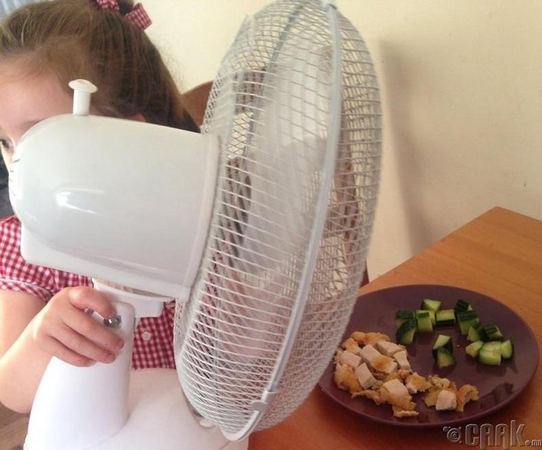 Хоолоо яаж хурдан хөргөх вэ?