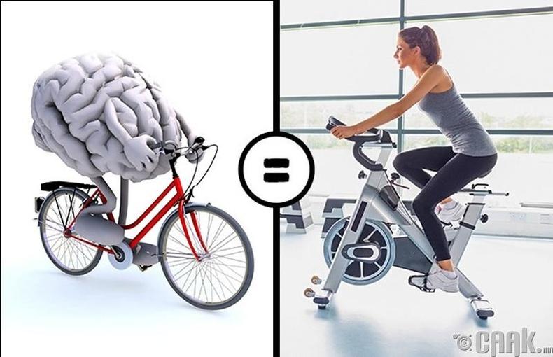Дасгал хөдөлгөөн дутагдах