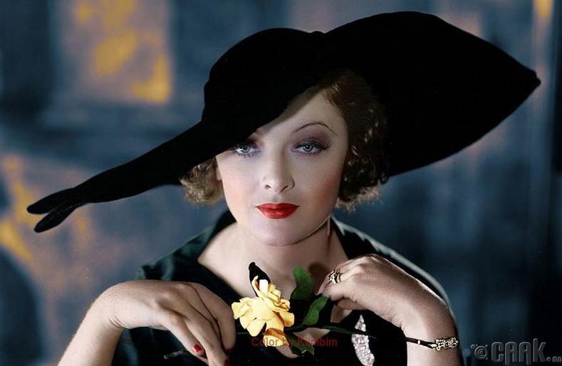 Жүжигчин Мирна Лой (Myrna Loy)
