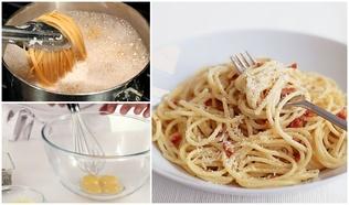 """Италийн алдарт """"Шпагетти карбонара""""-г хийж сурцгаая!"""