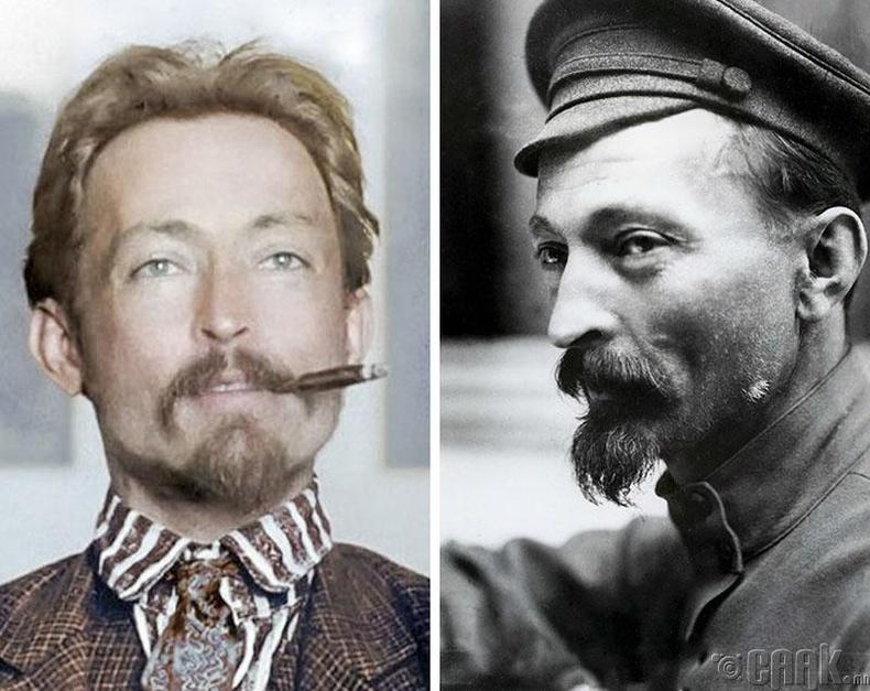 Улс төрч, хувьсгалч Феликс Дзержинский