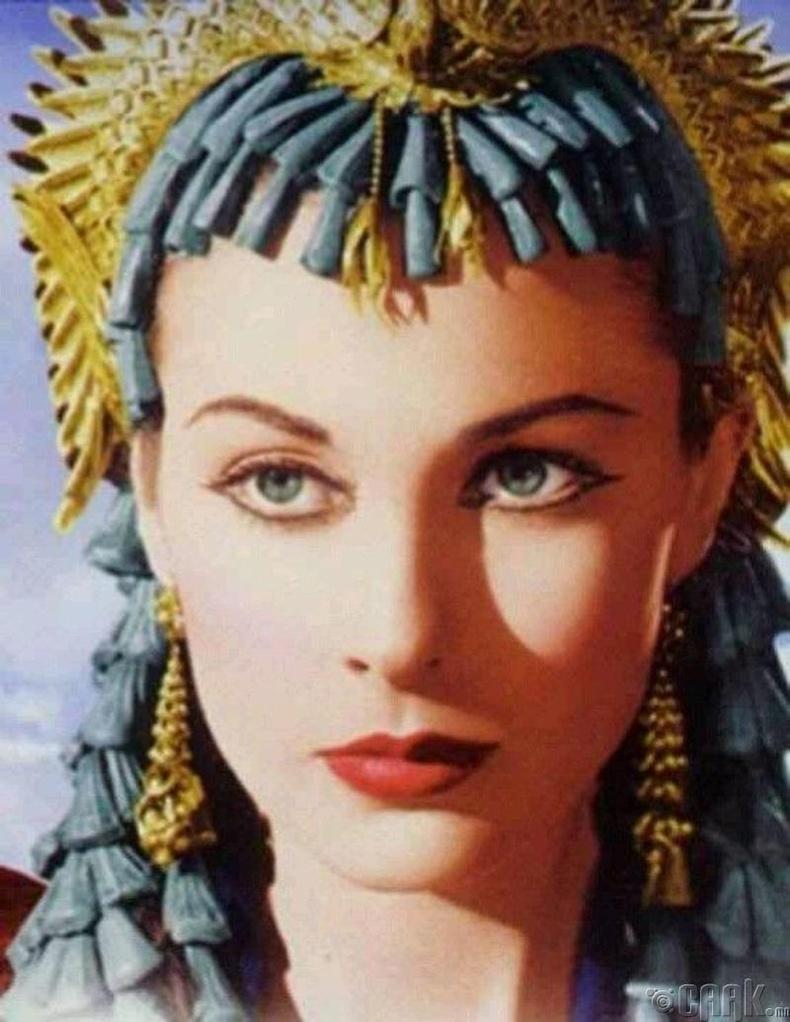Вивиен Лей (Vivien Leigh) - Caesar and Cleopatra (1945