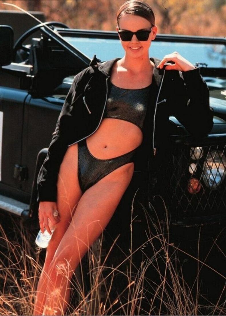 Жүжигчин Шарлиз Терон, 1991