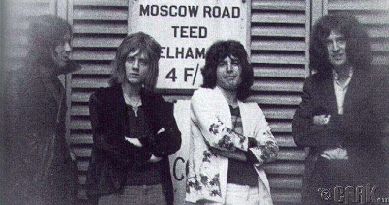 Queen, 1970