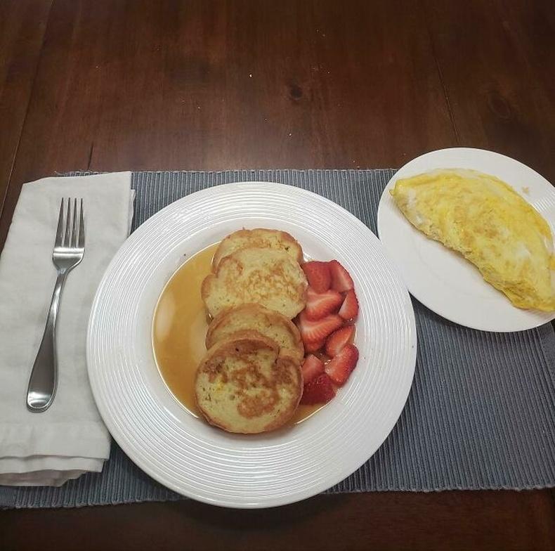 Жирэмсэн хүнээс өглөөний цайгаа уусан уу гэж битгий асуу!