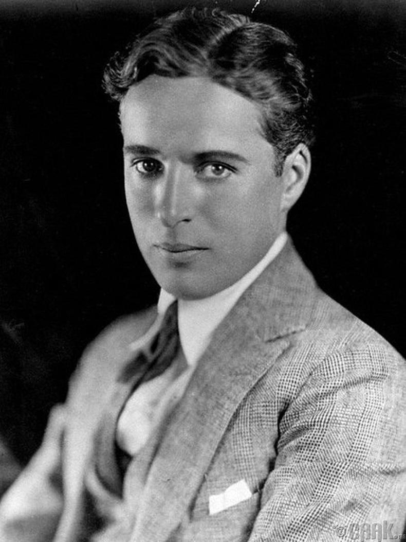 Жүжигчин Чарлз Чаплин