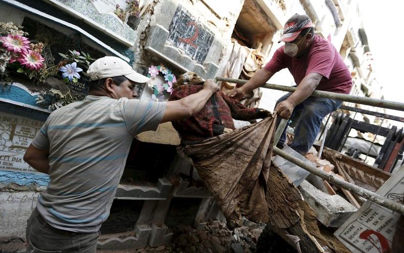 Гватемалын булш цэвэрлэгчдийн амьдрал