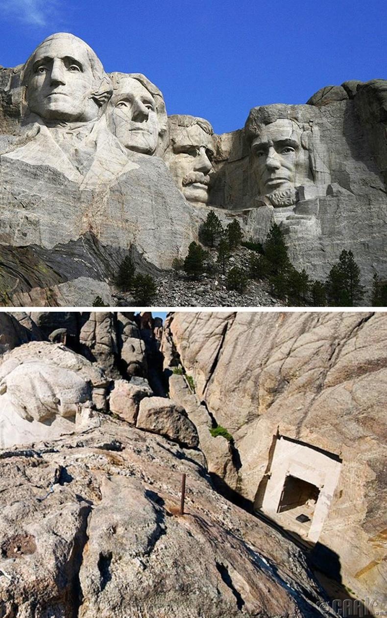 """""""Rushmore"""" уул"""