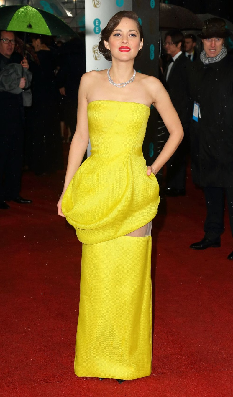 Марион Котийяр, Christian Dior Haute Couture
