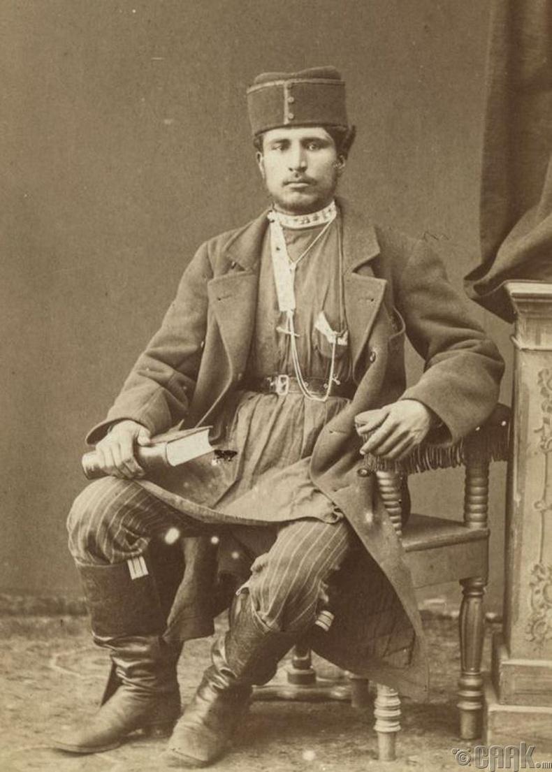 Перс хүн