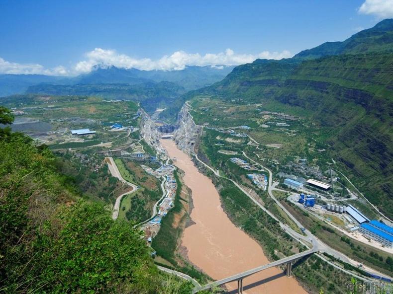 """""""Xiluodu Dam"""" - 6.76 тэрбум доллар"""