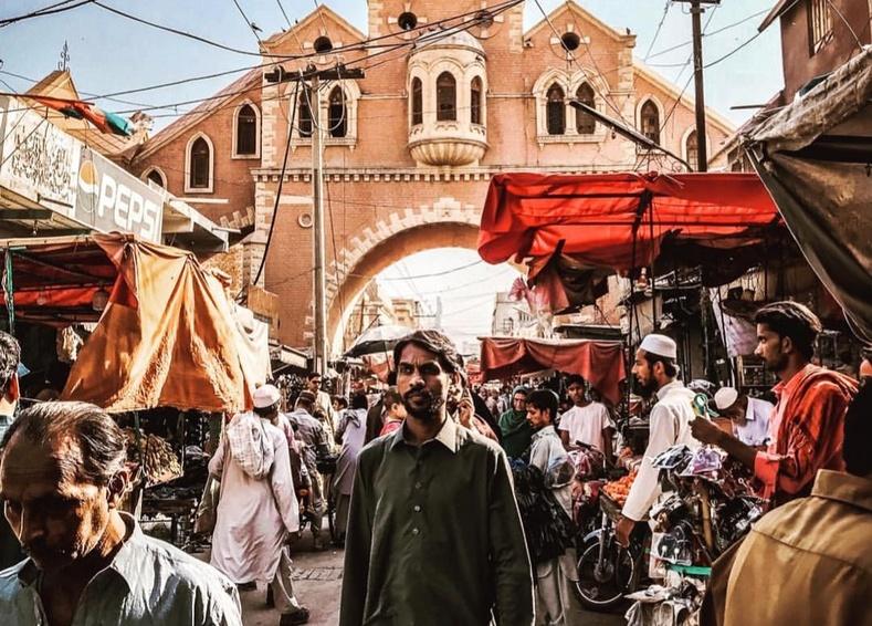 Пакистан, Хайдарабад хот