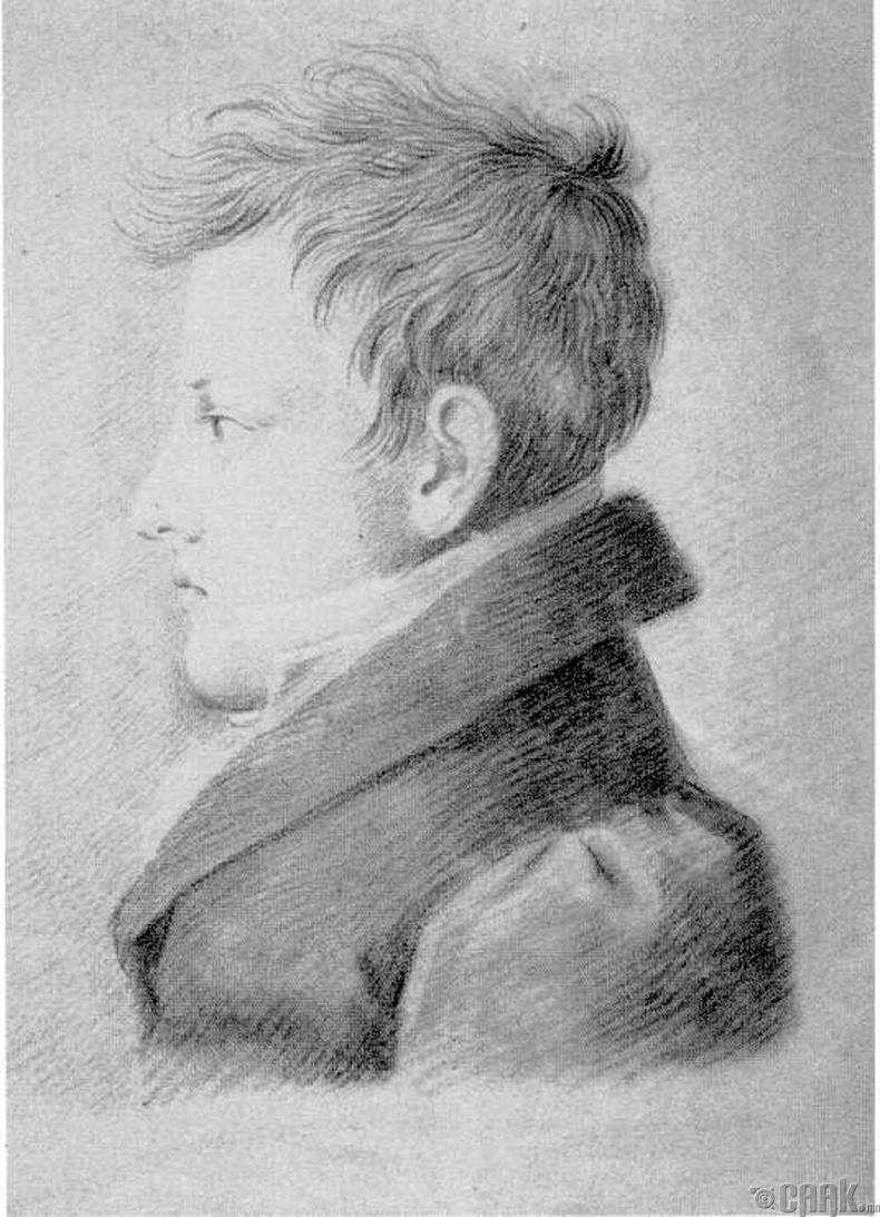Фредрик Гюнтер  (1807 — 1867)