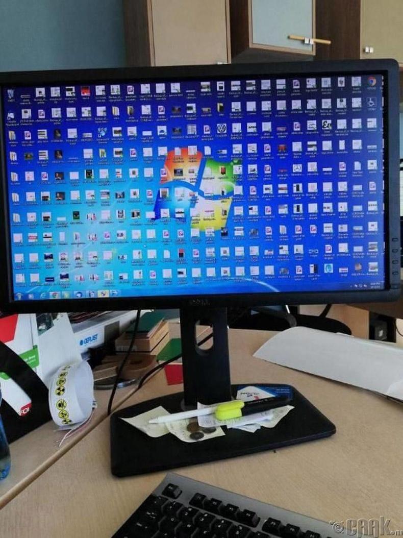 """""""Хамт ажилладаг хүний маань компьютер"""""""