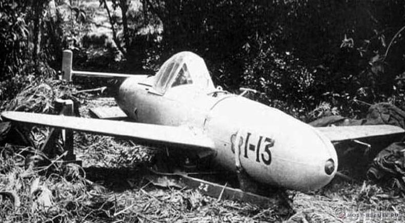 """""""Yokosuka MXY-7 Ohka"""""""