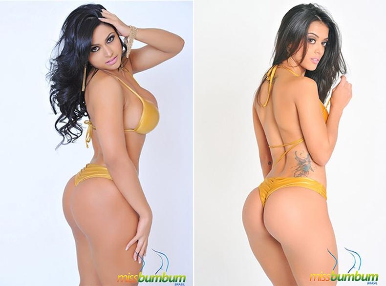 """Miss Bumbum Brasil 2013"" тэмцээний шилдэг оролцогчид"