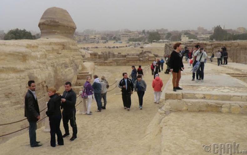 Египетчүүд хэзээ ч яардаггүй