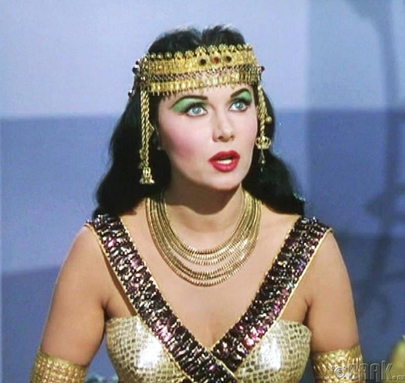 Ронда Флеминг (Rhonda Fleming) - Serpent of the Nile (1953)