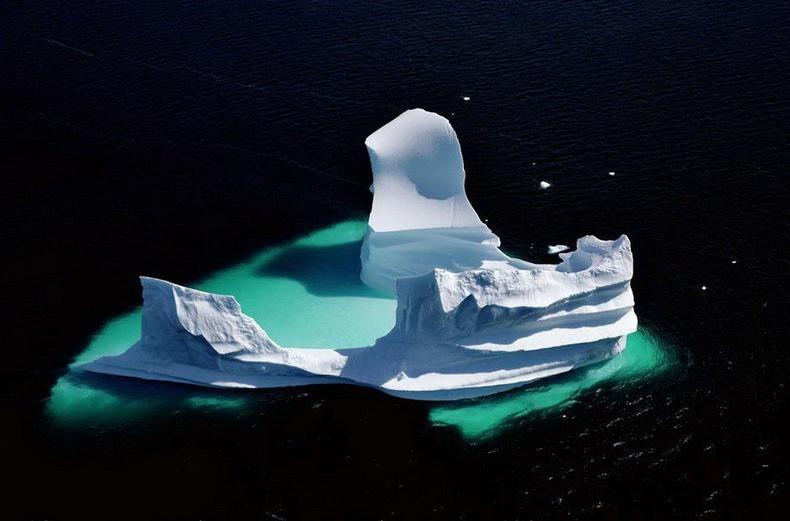 Хайлж буй мөсөн уул - Грийнланд