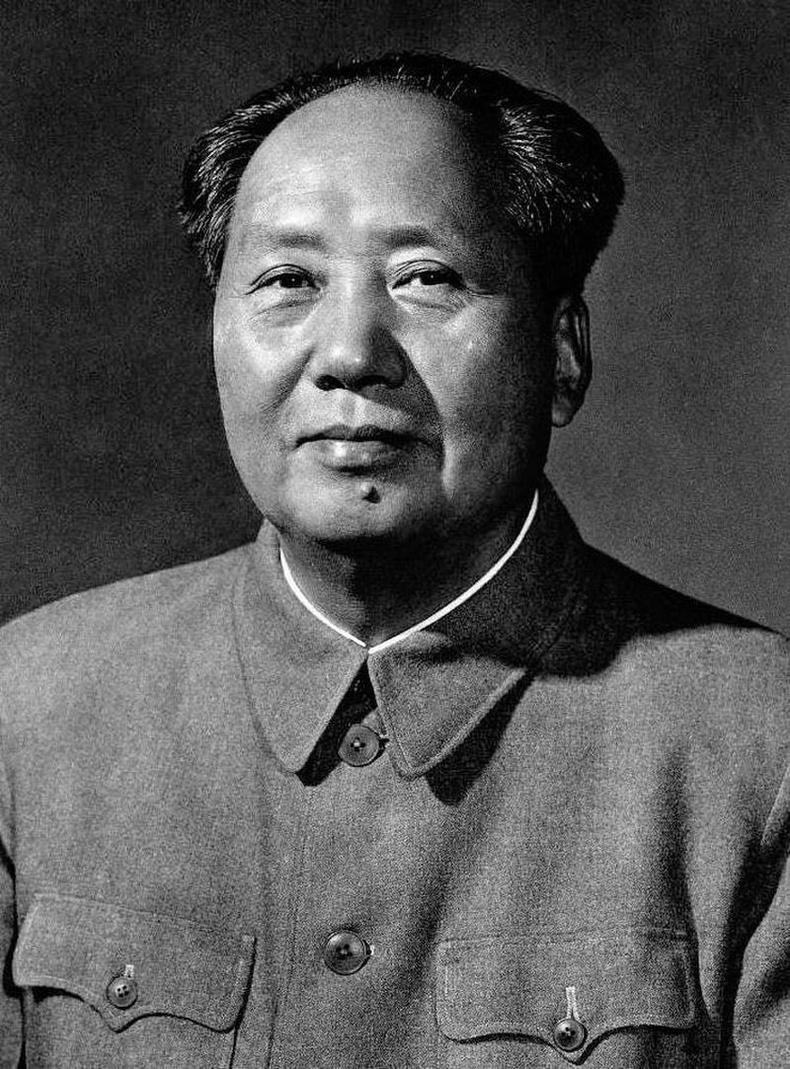 20-р зууны Хятадын хувьсгалч, төрийн зүтгэлтэн, улс төр, намын удирдагч Мао Зедун (Mao Zedong)