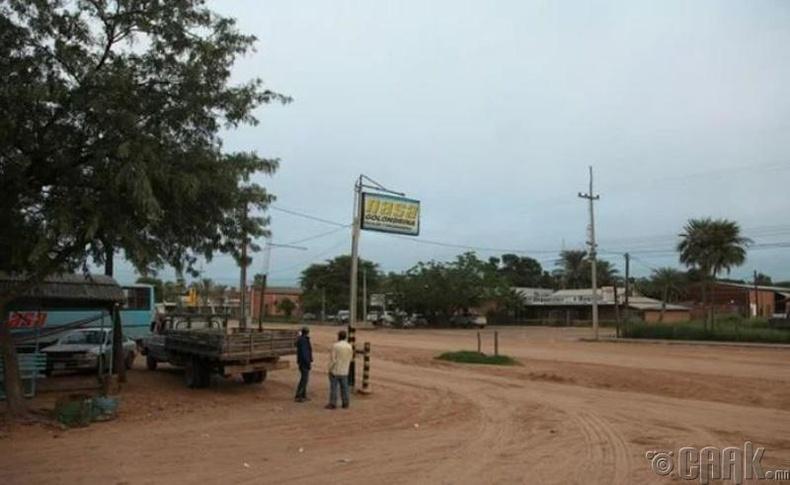Парагвай - 2.4 оноо