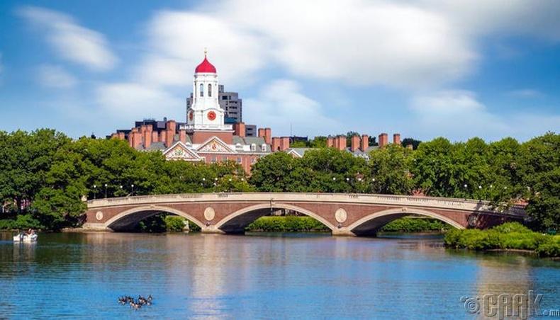 Харвардын Их Сургууль (Harvard University)