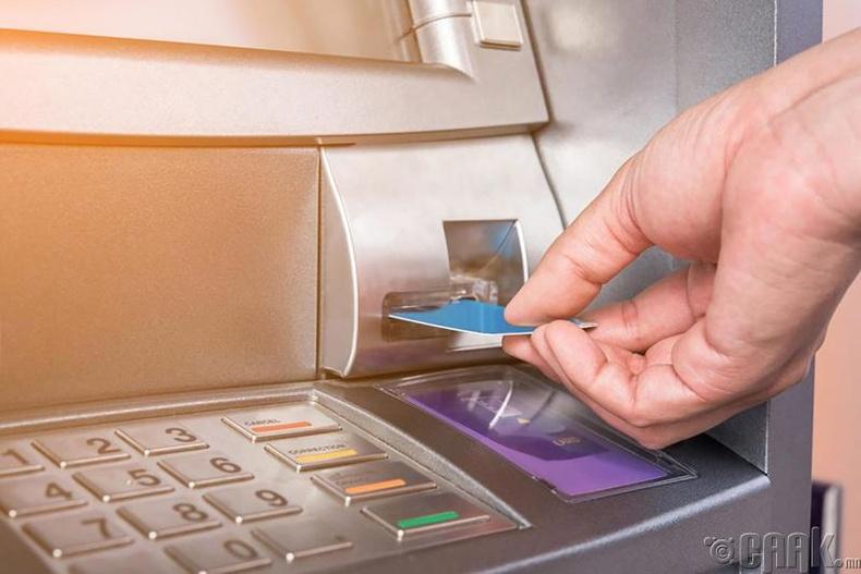 Төвөгтэй банк сонго