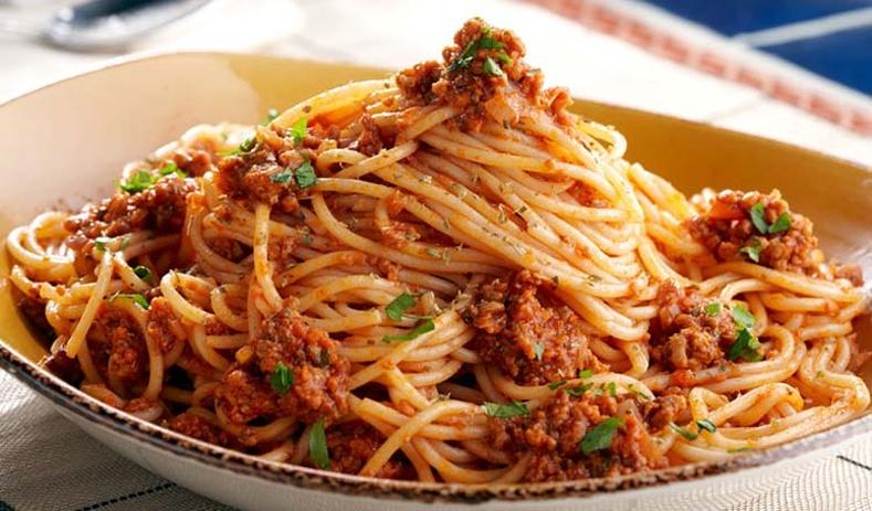 Итали маягаар шпагетти хэрхэн хийх вэ?
