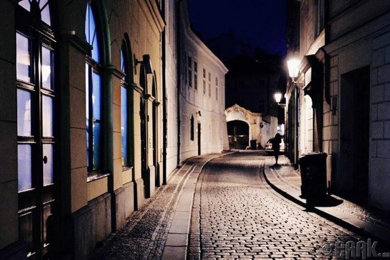 Прага хот, Чех улс