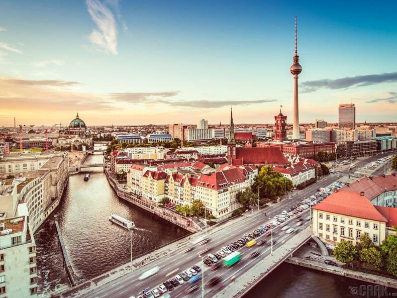 Берлин, Герман (Berlin, Germany)