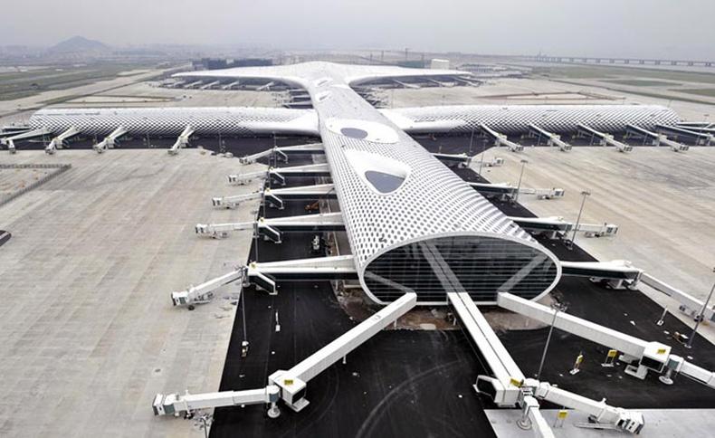 Ийм онгоцны буудал баригдаж байна
