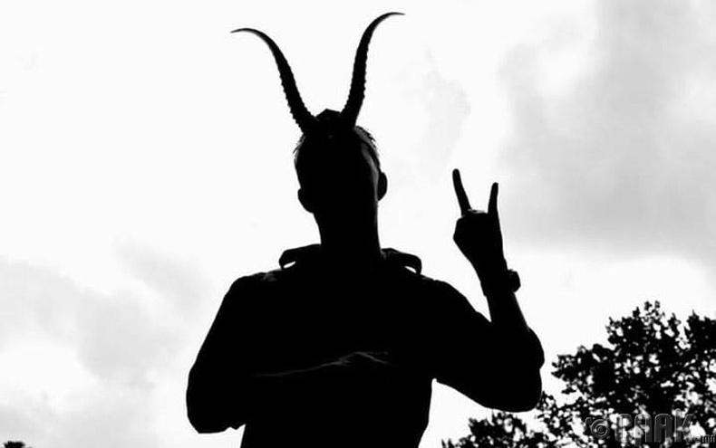 Сатаны хийд