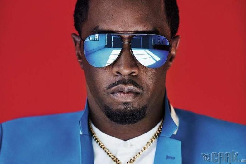 Реппер Дидди (Diddy) - 825 сая ам.доллар