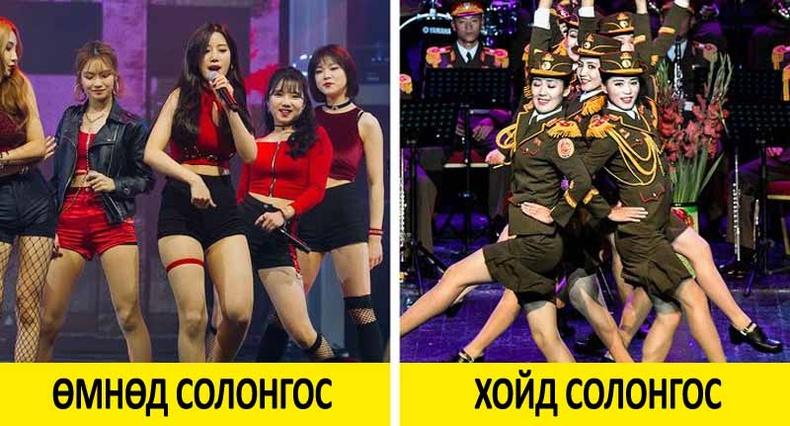 Хойд Солонгост бүсгүйчүүдийн гоо үзэсгэлэнгийн хэмжүүр ямар байдаг вэ?