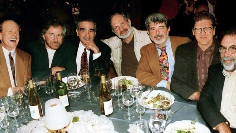 Найруулагч Жорж Лукасын 50 насны төрсөн өдрөөр. 1994