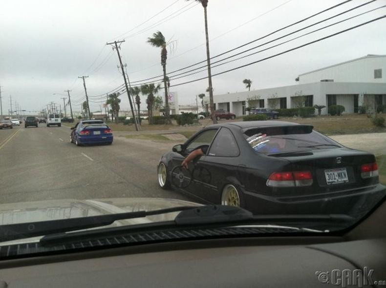 Салгаж болдог жолоо
