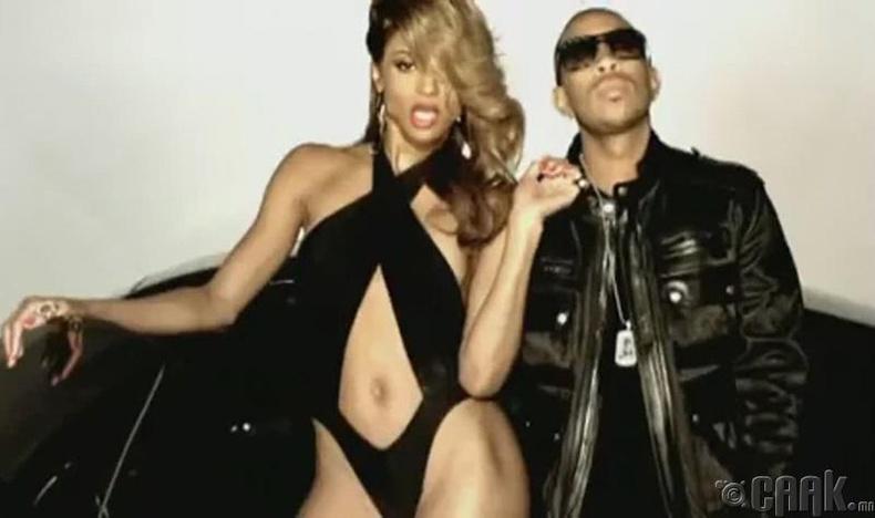 "Ciara and Ludacris – ""Ride"""