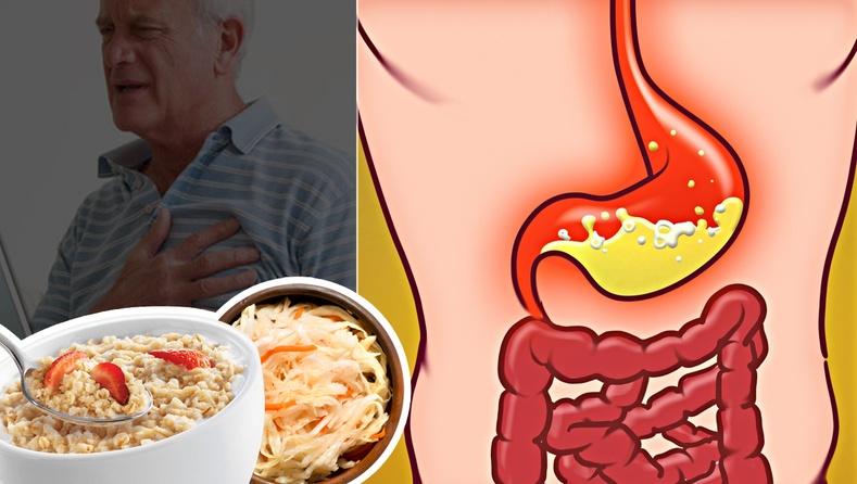 Ходоодны хүчил ихтэй, цээж нь хорсдог хүмүүст тохиромжтой 7 хүнс
