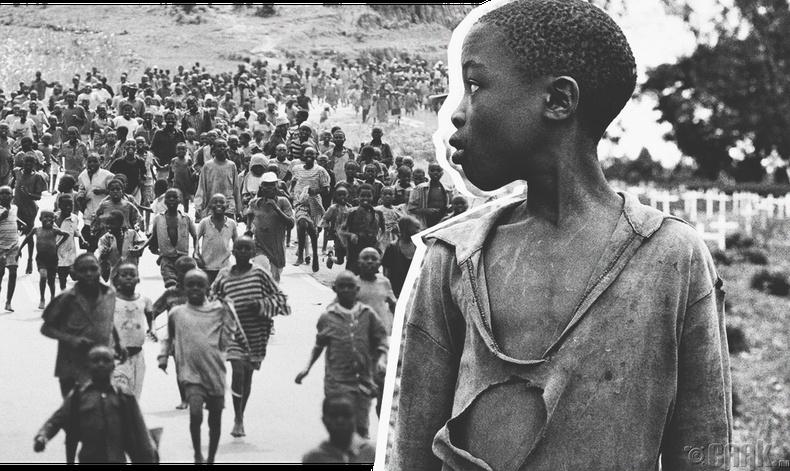 Руанда дахь хоморголон устгалт