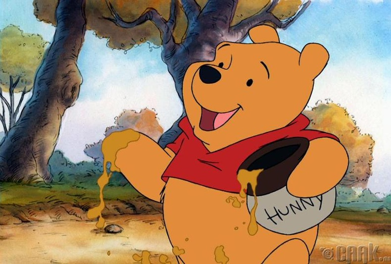 "Пух - ""Winnie the Pooh"""