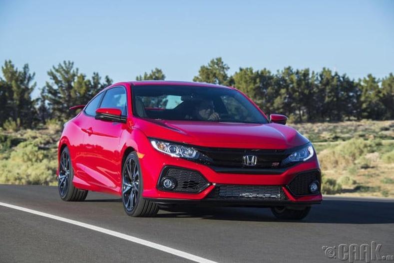 """""""Honda Civic Si""""- Хамгийн найдвартай хурдан машин"""