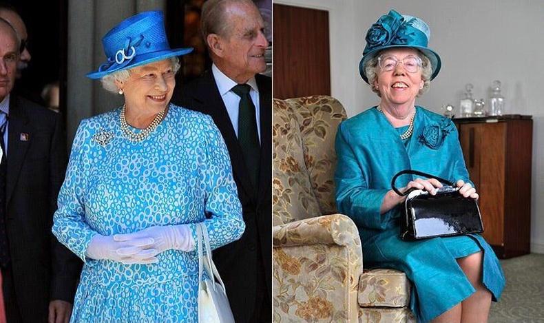 Английн хатан хааны орлон тоглогч