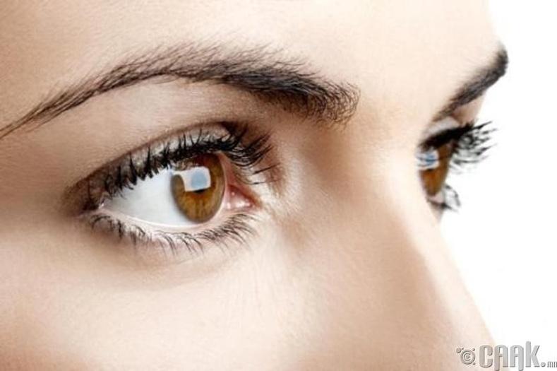 Нүдний хараа муудах