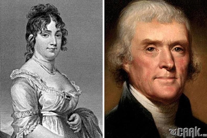 Томас Жефферсон ( Thomas Jefferson)