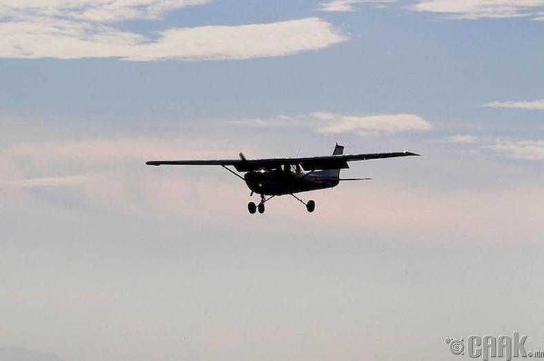 1972 оны алга болсон онгоц